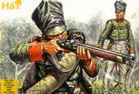 Prussian Jager & Volunteer (48) 1/72 Hat