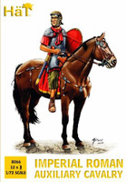 Imperial Roman Auxiliary Cavalry Set #1 (12) 1/72 Hat