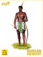 Nubian Infantry (48) 1/72 Hat