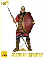 Assyrian Infantry (120) 1/72 Hat