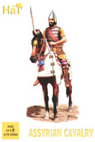Assyrian Cavalry (12 Mounted) 1/72 Hat