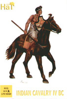 Indian Cavalry IV BC (12 Mounted) 1/72 Hat