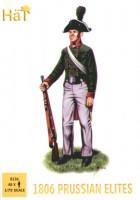 Napoleonic 1806 Prussian Elites (48) 1/72 Hat