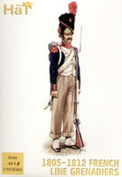 French Line Grenadiers 1805-1812 (48) 1/72 Hat