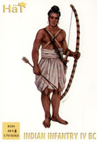 Indian Infantry IV BC (48) 1/72 Hat