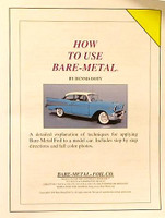 How to use Bare Metal Foil Guide by Dennis Doty