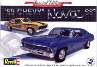 1969 Chevy Nova SS Special Edition 1/25 Revell Monogram