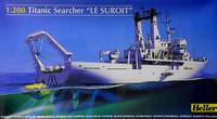 Titanic Searcher Le Suroit 1/200 Heller
