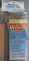 Hardwood Economy Bag Midwest