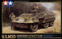 M-20 Armored Utility Vehicle 1/48 Tamiya
