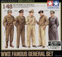 Famous General Figures (5) 1/48 Tamiya