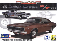 1968 Dodge Charger R/T Special Edition (2 in 1) 1/25 Revell Monogram