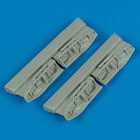 Beaufighter Undercarriage Covers for HSG 1/72 Quickboost