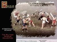 Gladiators 1st Century AD (36) 1/72 Pegasus