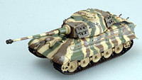 King Tiger II #212 (Henchel Turret) Schwere PzAbt505 (Built-Up Plastic) 1/72 Easy Models