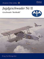 Aviation Elite  Jagdeschwader Nr II Geschwader Berthold Osprey Books