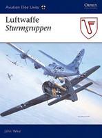 Aviation Elite  Luftwaffe Sturmgruppen Osprey Books