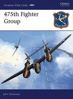 Aviation Elite  475th Fighter Group Osprey Books