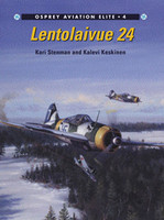 Aviation Elite  Lentolaivue 24 Osprey Books