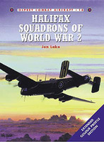Halifax Squadrons of WWII Osprey Books
