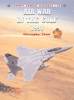 Air War in the Gulf 1991 Osprey Books