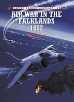 Air War in the Falklands 1982 Osprey Books