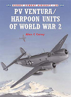 PV Ventura/ Harpoon Units of WWII Osprey Books