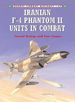Iranian F4 Phantom II Units in Combat Osprey Books