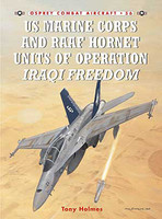 US Marine Corps & RAAF Hornet Units of Operation Iraqi Freedom Osprey Books