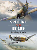 Duel Spitfire vs Bf-109  Battle of Britian Osprey Books