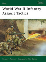 Elite WWII Infantry Assault Tactics Osprey Books
