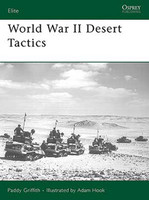 Elite WWII Desert Tactics Osprey Books