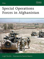 Elite Special Operations Forces in Afghanistan Osprey Books
