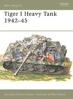Vanguard  Tiger I Heavy Tank Osprey Books