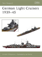 Vanguard  German Light Cruisers 1939-1945 Osprey Books