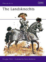 Men At Arms The Landsknechts Osprey Books
