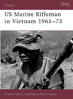Warrior  US Marine in Vietnam 1965-1973 Osprey Books
