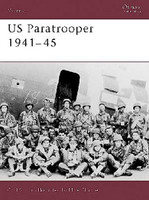 Warrior  US Paratrooper 1941-1945 Osprey Books