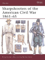 Warrior  Shapshooters of the American Civil War 1861-1865 Osprey Books