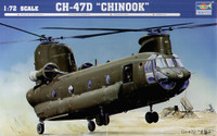 CH-47D Chinook Helicopter 1/72 Trumpeter