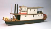 """Myrtle Corey Memphis River Towboat 38"""" (1/20 Scale) Dumas"""
