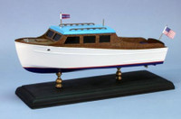 "1935 Chris Craft 25' Steamline Cruiser Laser Cut Kit 12-1/2""  (1/24 Scale) Dumas"
