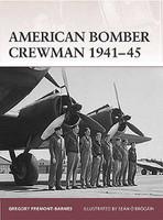 Warrior  American Bomber Crewman 1941-45 Osprey Books