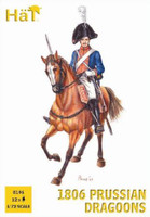 Prussian Dragoons 1806 (12 Mounted) 1/72 Hat