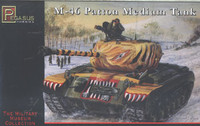 M-46 Patton Medium Tank Korean War 1/72 Pegasus