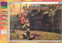 Roman Gladiators (42) 1/72 Orion Figures