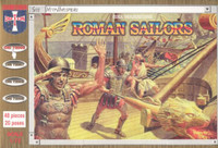 Roman Sailors (48) 1/72 Orion Figures