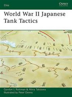 Elite WWII Japanese Tank Tactics