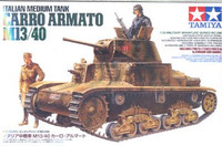 Carro Armato M13/40 Medium Tank 1/35 Tamiya