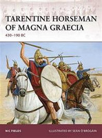 Warrior Tarentine Horseman of Magna Graecia 430-190BC Osprey Publishing